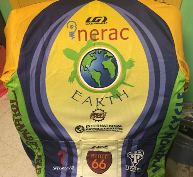 NERAC Earth Jersey